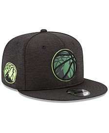 New Era Minnesota Timberwolves Ball of Reflective 9FIFTY Snapback Cap