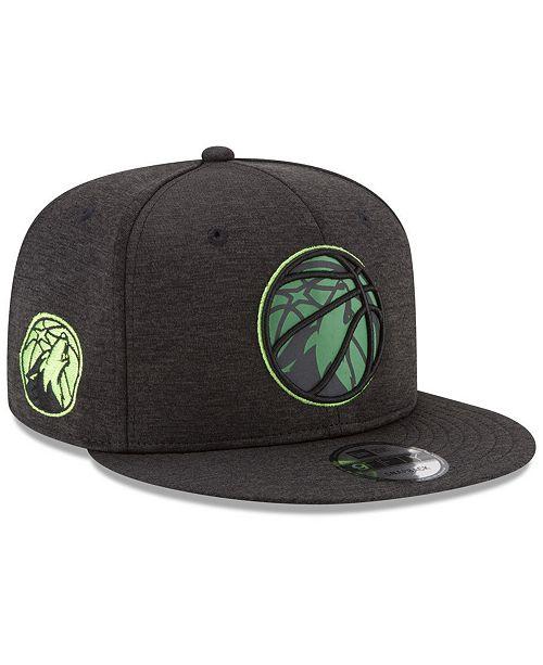 New Era Minnesota Timberwolves Ball of Reflective 9FIFTY Snapback Cap
