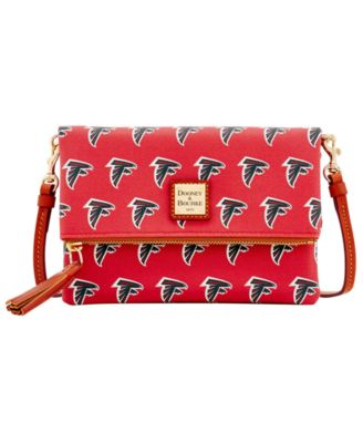 Atlanta Falcons Foldover Crossbody Purse