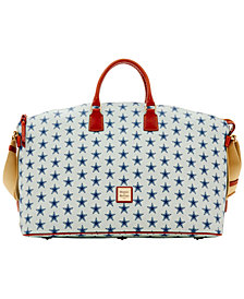 Dooney & Bourke Dallas Cowboys Weekender