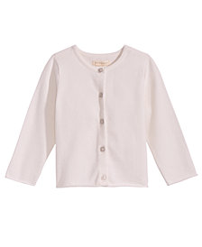 First Impressions Baby Girls Cardigan, Created for Macy's
