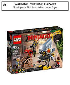 LEGO® 217-Pc. Ninjago Piranha Attack Set 70629