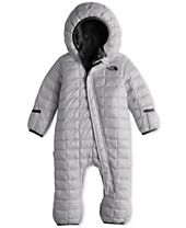 The North Face Hooded ThermoBall Bunting, Baby Boys & Girls
