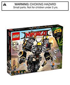 LEGO® 1202-Pc. Ninjago Quake Mech Set