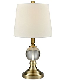 Cadogan Crystal Table Lamp