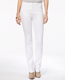 M1858 Marly High-Rise Bootcut Jeans, Created for Macy's