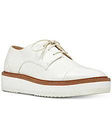 Nine West Vada Lace Up Oxfords