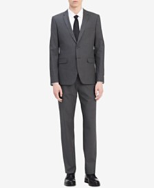 Calvin Klein Men's Infinite Slim-Fit Suit Separates
