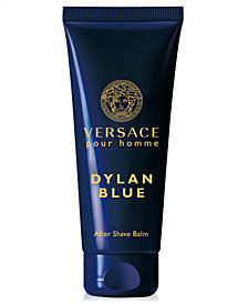 Versace Men's Pour Homme Dylan Blue After Shave Balm, 3.4 oz