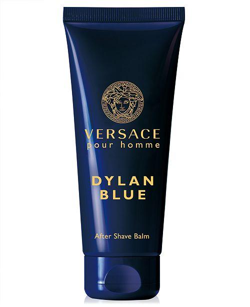 Versace Men's Pour Homme Dylan Blue After Shave Balm, 3.4 oz