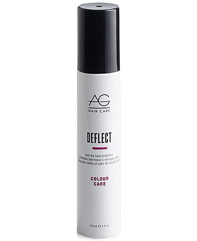 AG Hair Colour Care Deflect Fast-Dry Heat Protection, 5-oz., from PUREBEAUTY Salon & Spa