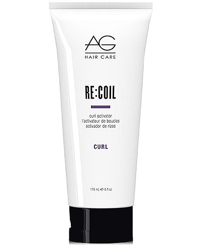 AG Hair Re:Coil Curl Activator, 6-oz., from PUREBEAUTY Salon & Spa
