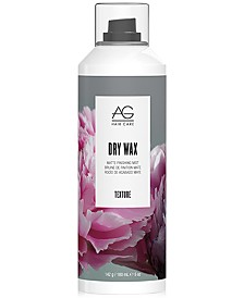 AG Hair Texture Dry Wax Matte Finishing Mist, 5-oz., from PUREBEAUTY Salon & Spa