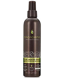 Macadamia Curl Enhancing Spray, 8-oz., from PUREBEAUTY Salon & Spa