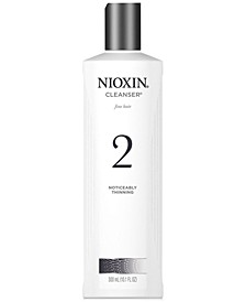 Nixon System 2 Cleanser, from PUREBEAUTY Salon & Spa