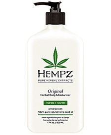 Original Herbal Body Moisturizer, 17-oz., from PUREBEAUTY Salon & Spa