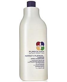 Perfect 4 Platinum Conditioner, 33.8-oz., from PUREBEAUTY Salon & Spa