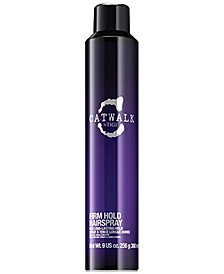 Catwalk Firm Hold Hairspray, 9-oz., from PUREBEAUTY Salon & Spa