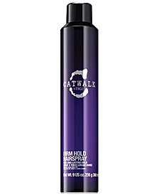 TIGI Catwalk Firm Hold Hairspray, 9-oz., from PUREBEAUTY Salon & Spa