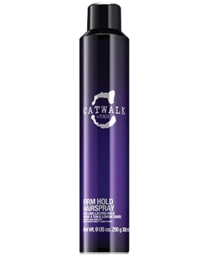 Tigi Catwalk Firm Hold Hairspray, 9-oz, from Purebeauty Salon & Spa