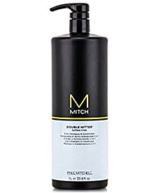 Paul Mitchell Mitch Double Hitter 2-In-1 Shampoo & Conditioner, 33.8-oz., from PUREBEAUTY Salon & Spa
