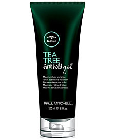 Paul Mitchell Tea Tree Firm Hold Gel, 6.8-oz., from PUREBEAUTY Salon & Spa