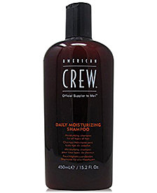 American Crew 3-In-1 Moisturizing Shampoo, 15.2-oz., from PUREBEAUTY Salon & Spa