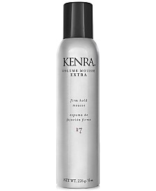 Kenra Professional Volume Mousse Extra, 8-oz., from PUREBEAUTY Salon & Spa