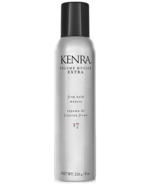 Kenra Professional Volume Mousse Extra, 8-oz, from Purebeauty Salon & Spa