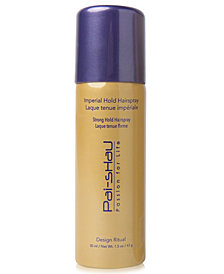 Pai Shau Imperial Hold Hairspray, 1.5-oz., from PUREBEAUTY Salon & Spa