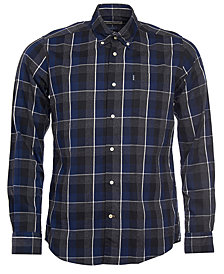 Barbour Men's Gower Plaid Shirt