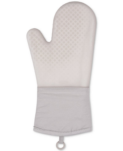 Oxo Good Grips Gray Silicone Oven Mitt Kitchen Gadgets