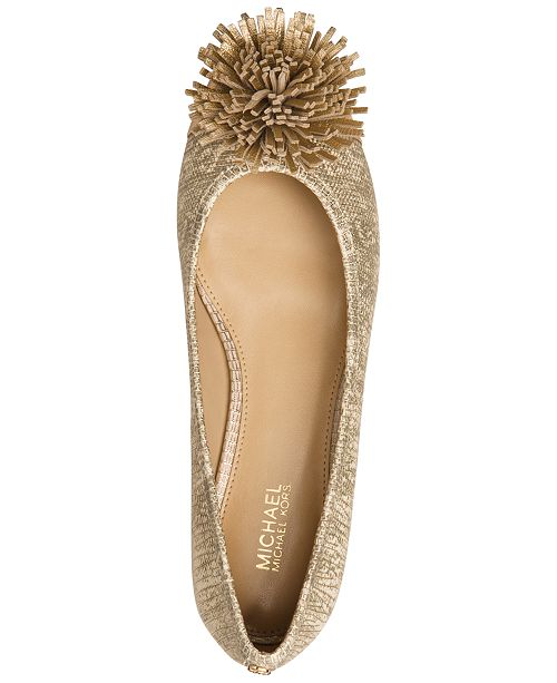 Michael Kors Lolita ballerina shoes fEdwBb