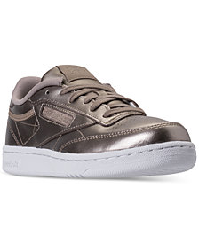 Reebok Big Girls' Club C Gigi Casual Sneakers from Finish Line