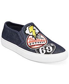 Steve Madden Men's Wasdin Slip-On Sneakers