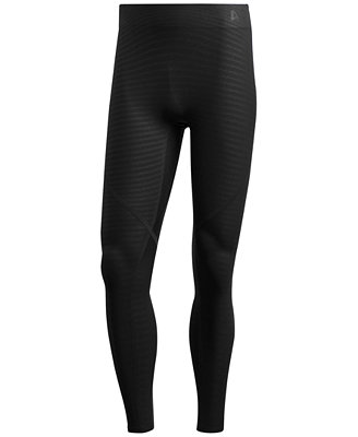 Men's Alphaskin 360 Compression Training Tights by Adidas