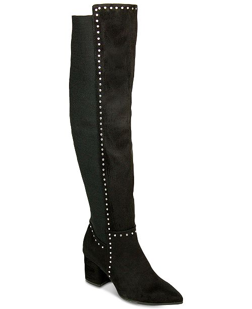 a27da49cde8 Seven Dials Nicki Over-The-Knee Boots   Reviews - Boots - Shoes ...