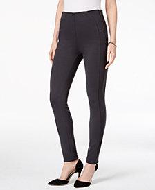 Style & Co Petite Ponté-Knit Leggings, Created for Macy's