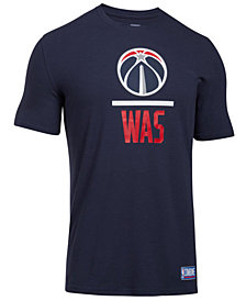Under Armour Men's Washington Wizards Lockup T-Shirt