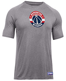 Under Armour Washington Wizards NBA Men's Primary Logo T-Shirt