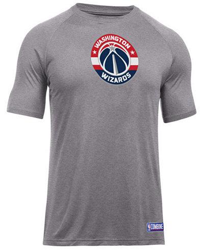 Under Armour Washington Wizards NBA Men's Primary Logo T-Shirt