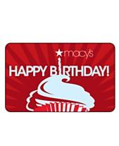 Birthday E Gift Card