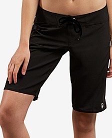"Simply Solid 11"" Boardshorts"