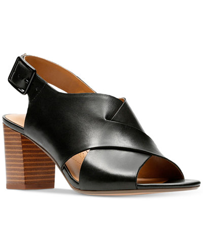 Clarks Collection Women's Deva Janie Sandals, Created For Macy's
