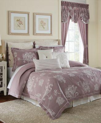 Liliana 4-Pc. King Comforter Set