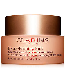 Clarins Extra-Firming Night Cream - Dry Skin, 1.6-oz.