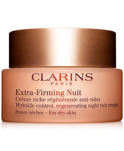 Clarins Extra-Firming Night Cream - Dry Skin, 1.6-oz.