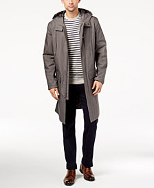 Club Room Men's Denmark Raincoat, Created for Macy's