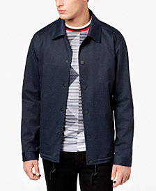 Kenneth Cole New York Men's Coaches Jacket