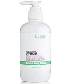 Buddy Scrub Sweet Orange & Lavender Natural Body Lotion, 8.45 fl. oz.